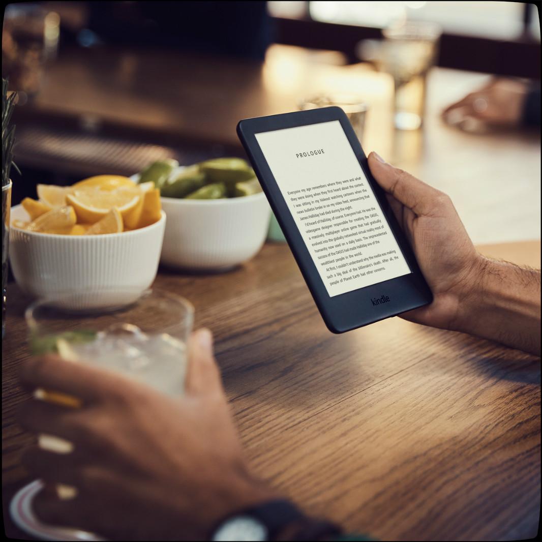 Kindle的优点不止在盖的泡面比iPad盖的更香!