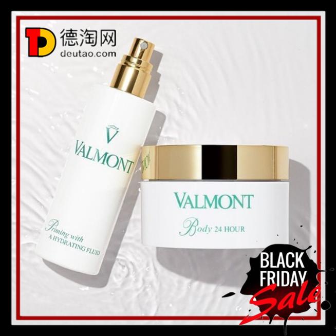 【直邮中国】Valmont 法尔曼全线护肤黑五特价来袭!