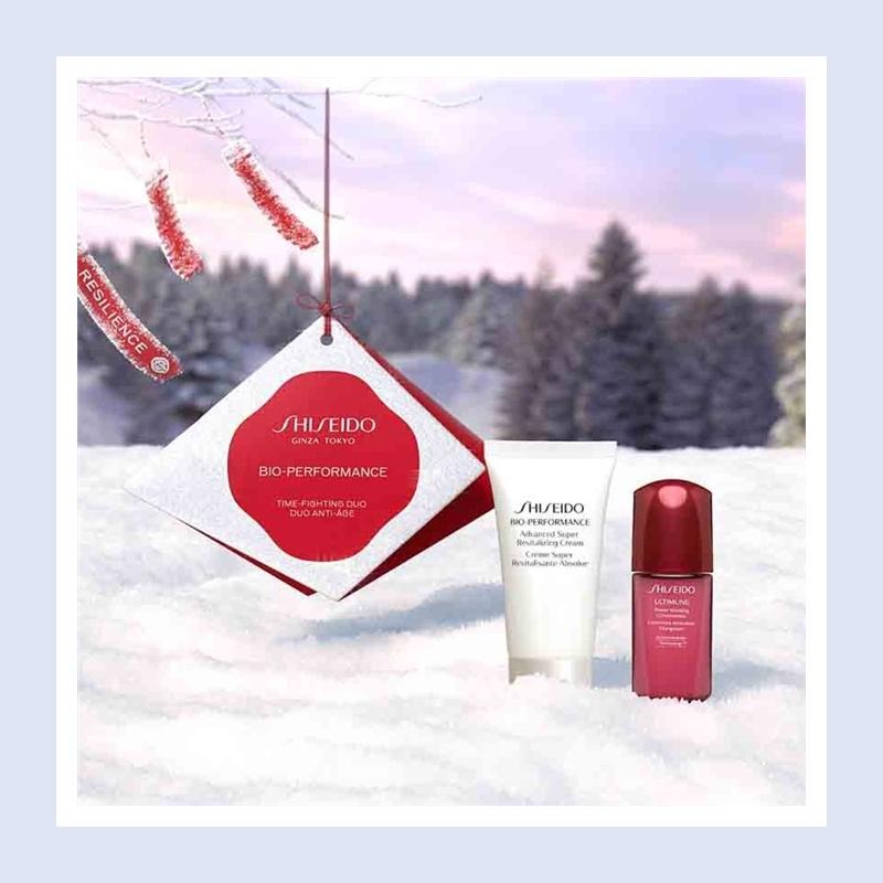 Shiseido 资生堂百优面霜红腰子超值套组