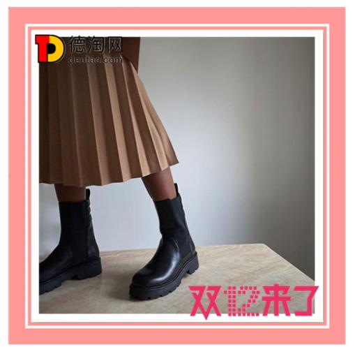 【直邮中国】瑞典Vagabond真皮靴