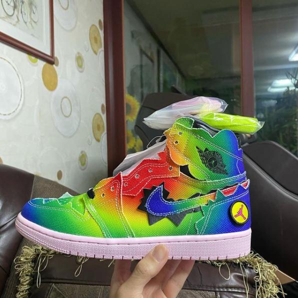 新品预售!全新配色Nike Air Jordan 1