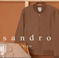 出众的法式优雅Sandro