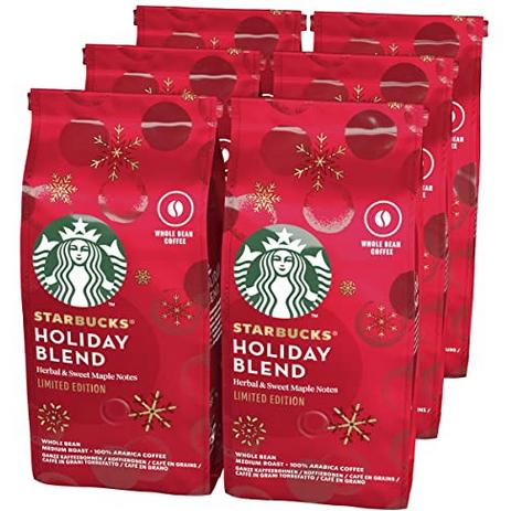 Starbucks Holiday Blend Roast 星巴克假日限定咖啡豆