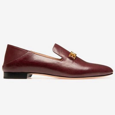 搭配你的秋冬高级优雅LOOK~Bally Darcie 乐福鞋