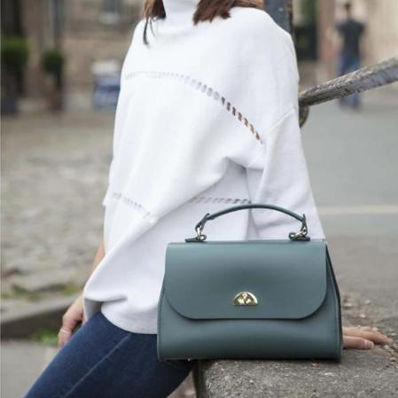 The cambridge satchel Daisy Bag 真皮包包