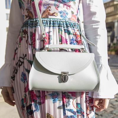 【直邮中国】The cambridge satchel Mini Poppy Bag真皮包包