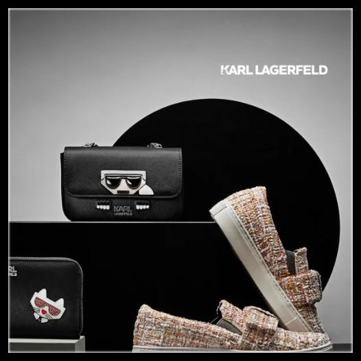 亲民的价格+一线大牌的设计——Karl Legerfeld老佛爷同名个人品牌