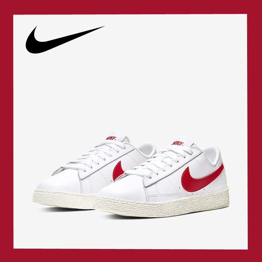 Nike最经典篮球鞋的低帮款!Nike Blazer Low大童款