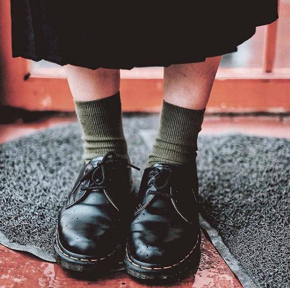 【直邮中国】Dr. Martens人气马丁靴三孔