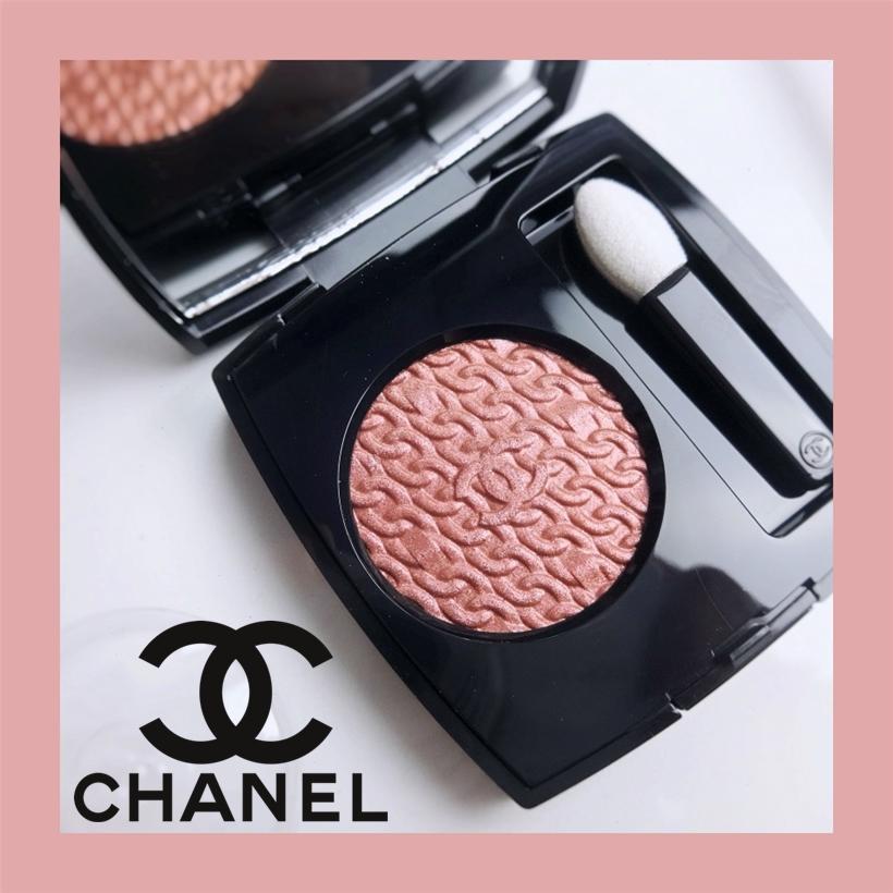 绝美眼影盘:Chanel 香奈儿 2020圣诞限定眼影