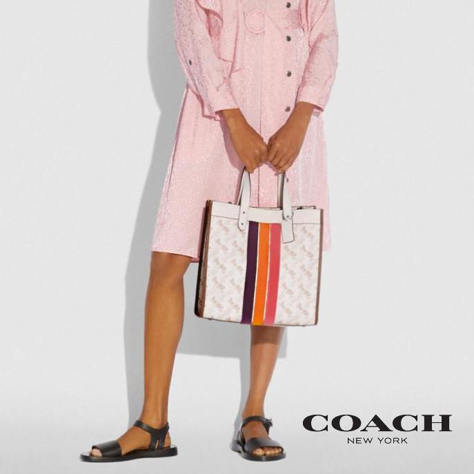 气质仙女的托特包 Coach Field Tote