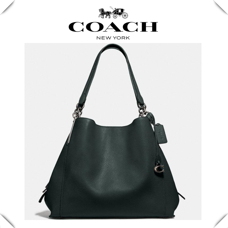 Coach Dalton31 大号拎包 宝妈们最适合的包包!
