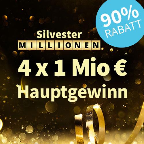 报!这里有四个100万欧元大奖!!!喜迎新年打骨折,原价10欧一次机会,
