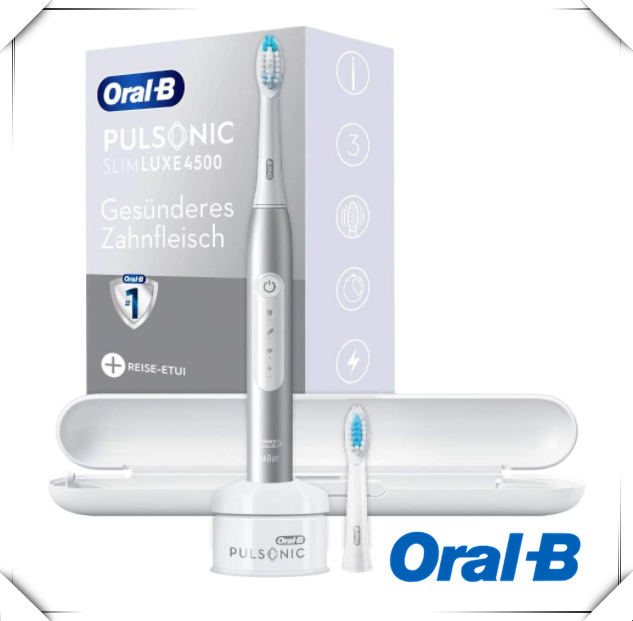 Oral-B Pulsonic Slim Luxe 4500电动牙刷