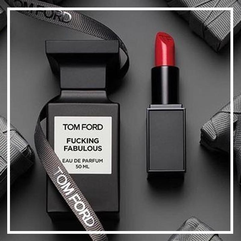 绝美限定这里还能收!Tom Ford 限量磨砂黑管草莓红#Fucking Fabulous