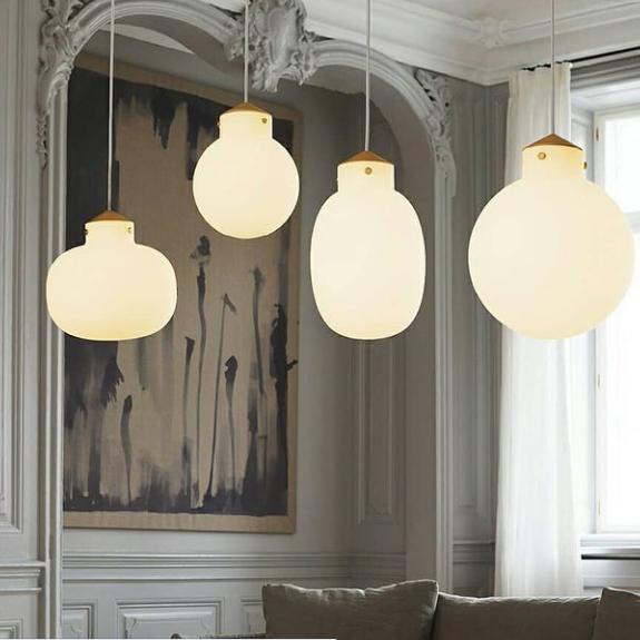让你的家更温馨!北欧灯具品牌NORDLUX