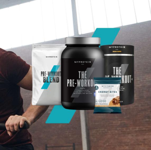 新年新动力!健身保健继续加油,Myprotein助力你高效运动!
