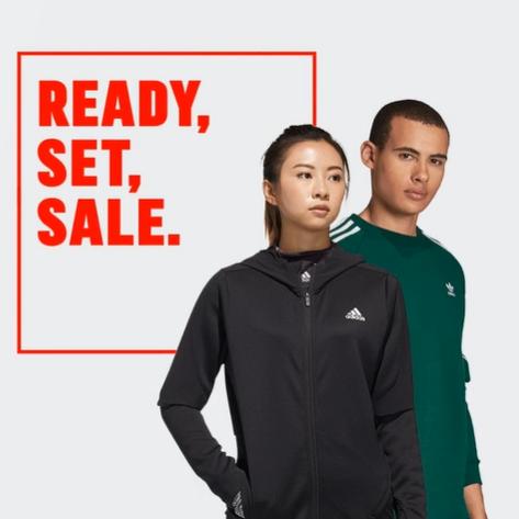 Adidas的季终大促也来啦!