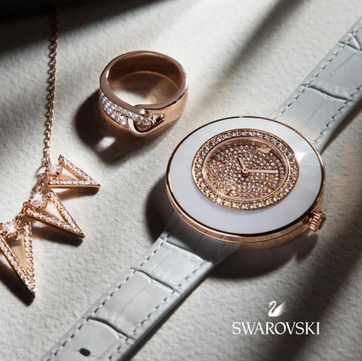 闪烁的水晶,女孩的梦想——Swarovski首饰特卖