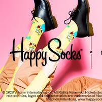 穿上就变得开心!Happy socks官网新年大促!