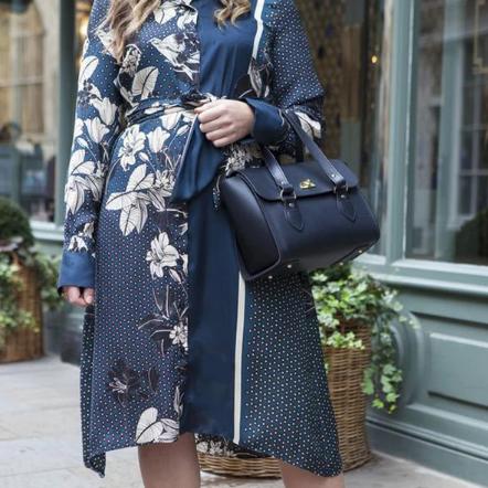 【直邮中国】气质美女必备!The cambridge satchel The Small Emily托特包