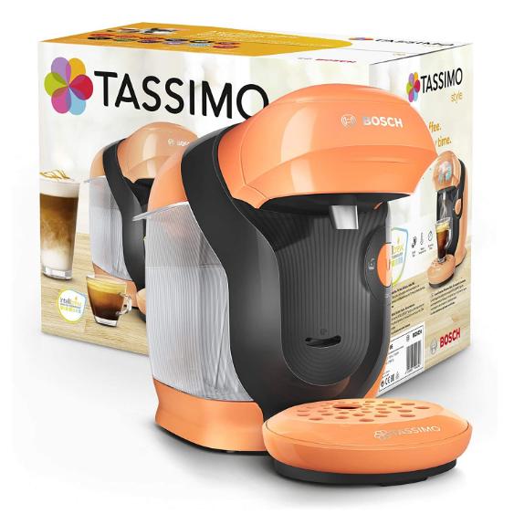 Bosch Tassimo Style 全自动胶囊咖啡机 超美蜜桃色