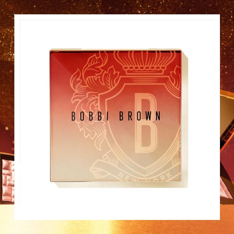 如此美丽的霓虹限定怎能不收!Bobbi Brown 晶亮颜彩高光盘限定版#Pink Glow