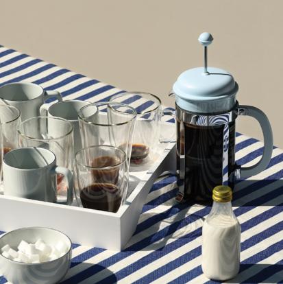 完美保留咖啡香 丹麦bodum高品质咖啡壶/茶具/厨房用具