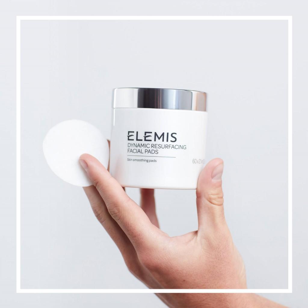细腻焕白养出嫩滑婴儿肌!Elemis 艾丽美三重酵素精华棉片#60片