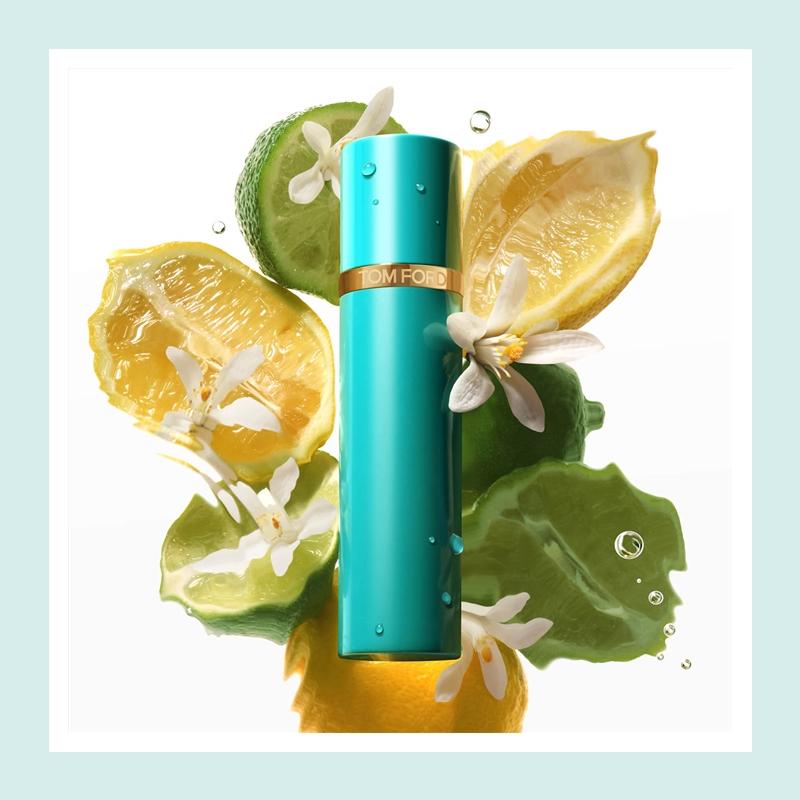 清爽凛冽的完美柑橘调!Tom Ford 汤姆福特绝样海岸系列橙花之水#便携装