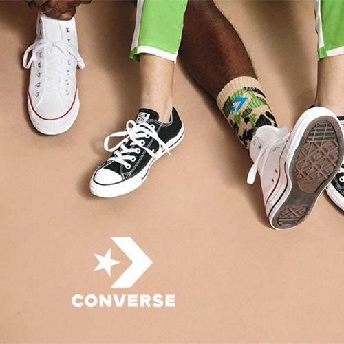 休闲潮酷风童装Converse