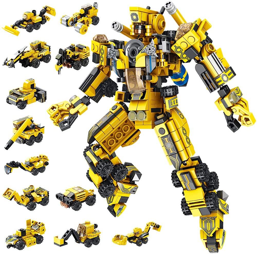 VATOS机器人积木玩具