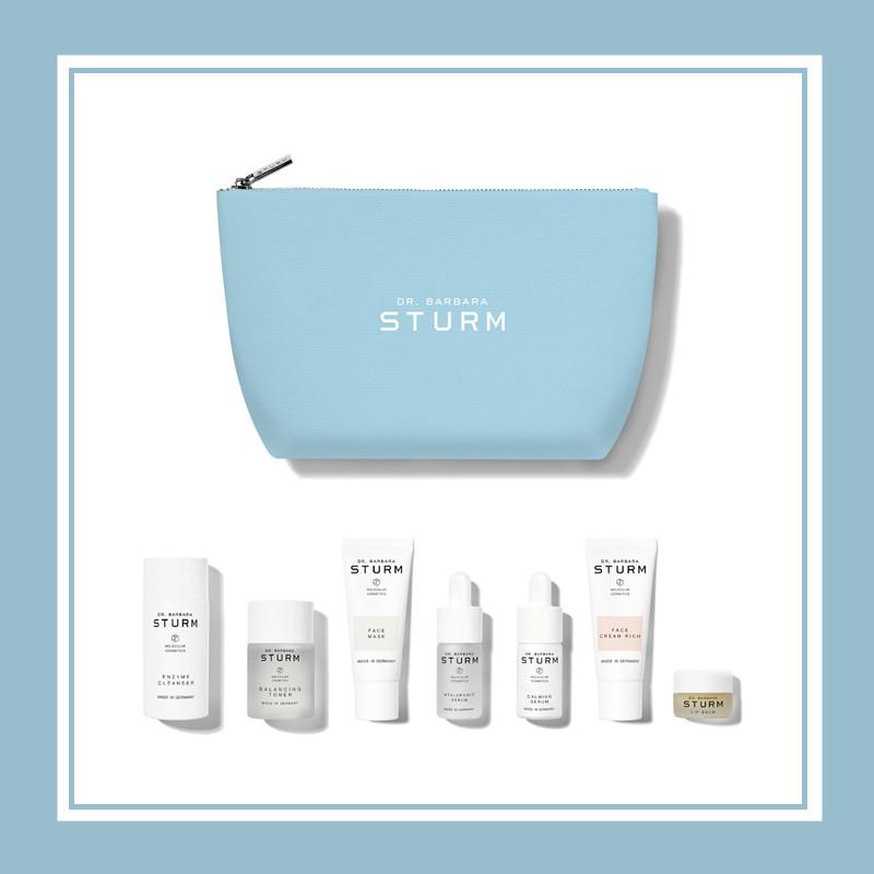 DNA级别护理的人血面霜品牌!Dr. Barbara Sturm 冬季护肤套组