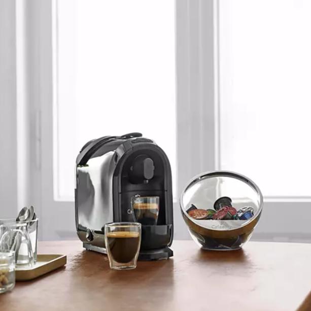 TCHIBO CAFISSIMO 胶囊咖啡机 +牛奶起泡机+ 8粒试用咖啡胶囊