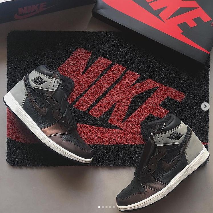 最新款Air Jordan 1锈影Rust Shadow要发售啦!