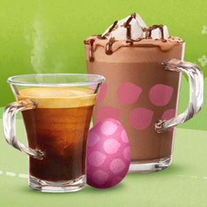 Tassimo 官网咖啡胶囊复活节特惠!