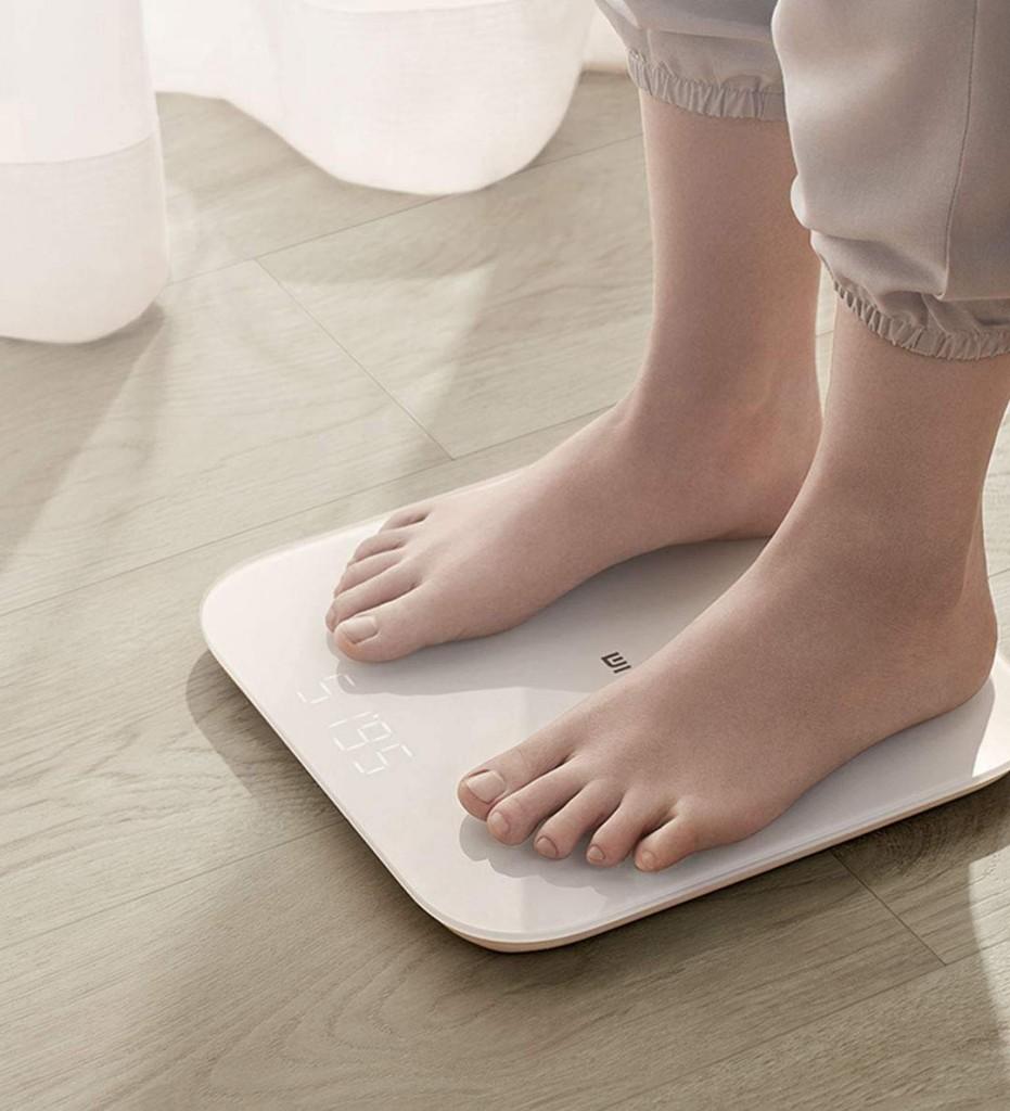 小米智能秤~减肥节食居家必备!