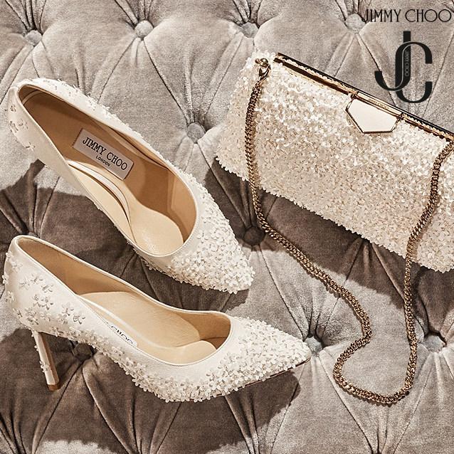 舒适是高跟鞋的永恒主题 Jimmy Choo鞋履