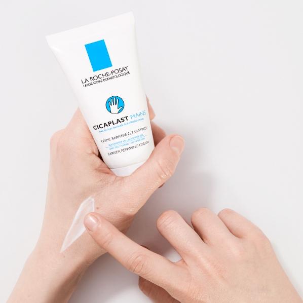 La Roche-Posay 理肤泉4%烟酰胺嫩白修复护手霜50ml装