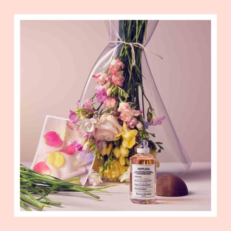 巴黎花市里的鲜嫩清新!Maison Margiela 鲜花市场#Flower Market