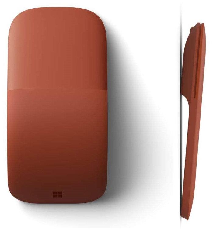 一款有个性的蓝牙鼠标 Microsoft Surface Arc Mouse蓝牙鼠标
