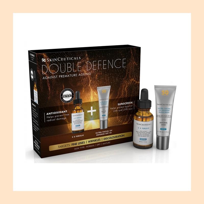 防晒搭配VC抗氧化,真真的强强联合!SkinCeuticals 修丽可CE抗氧化精华套装