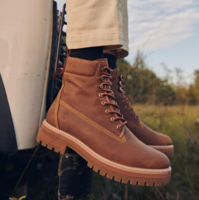 全球户外领先品牌 Timberland 男女鞋履服饰