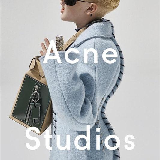 你需要一件不过时的基础款!Acne Studios 男女装