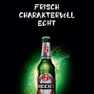 德国啤酒扛把子!BECK'S贝克啤酒