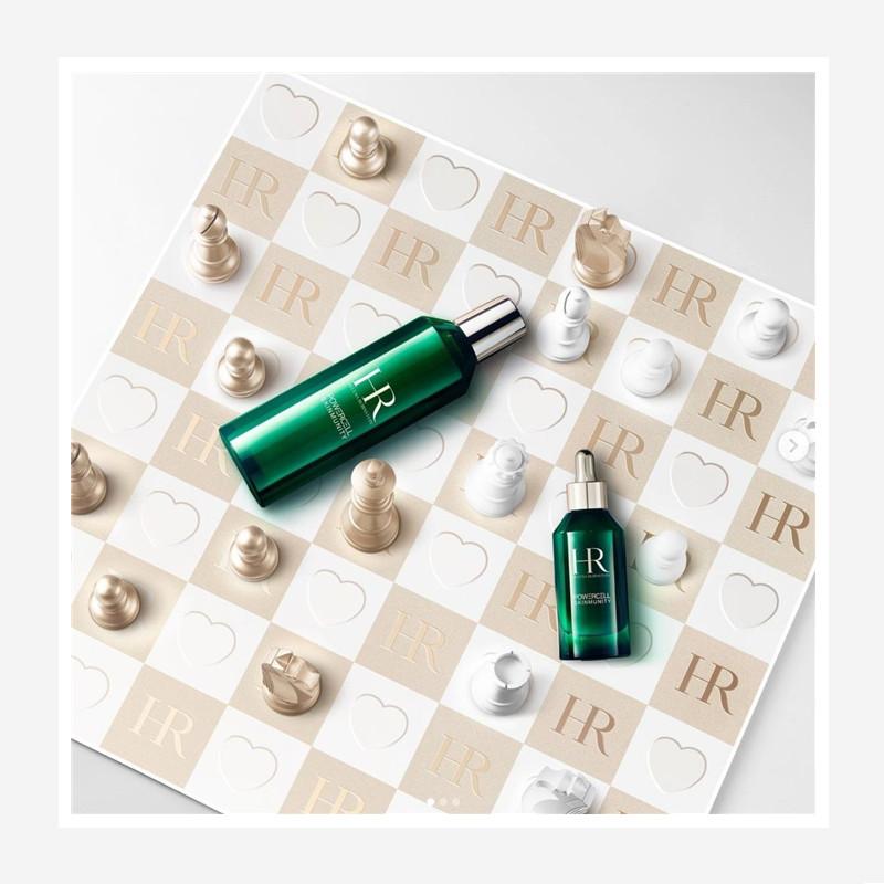 实力呵护,绿宝瓶粉丝看过来!HR/赫莲娜 绿宝瓶悦活蓄能新肌精粹水
