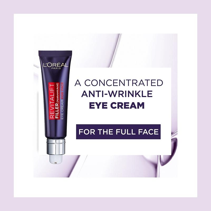 平价大碗紫熨斗史低价在这里!L'Oréal 欧莱雅紫熨斗眼霜#30ml德国版