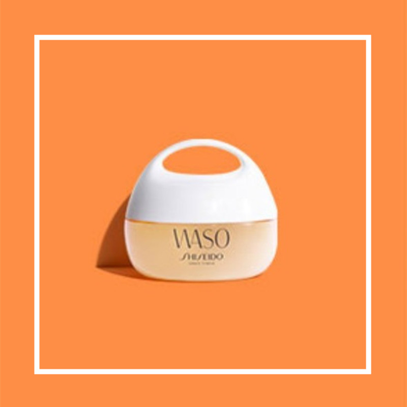 Shiseido/资生堂 WASO青春日和保湿凝霜胡萝卜🥕凝霜50ml