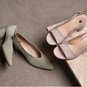 女神都无法拒绝鞋子!来自奥地利的Högl