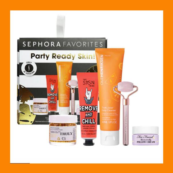 SEPHORA FAVORITES Party Ready Skin Set! 脸部护理礼盒